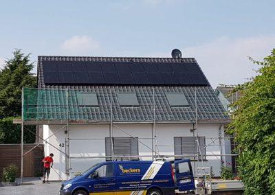 Dachanlage